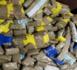 الشرطة توقف مواطنة رومانية متلبسة بمحاولة تهريب 159 كيلوغراما من الحشيش