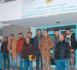 مندوبة الصحة بالناظور تكرم جمعية ثويزا على مبادرتها في إصلاح المركز الصحي بجماعة بني وكيل أولآد امحند