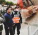 """السلطات تواصل تطويق منطقة """"البؤرة الوبائية"""" وسط الناظور و""""الأعوان"""" في خدمة العائلات المعنية"""