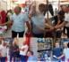 فريد فضلاوي يقود حملة انتخابية قوية وسط المركب التجاري بالناظور