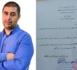 محمد البوديحي يقدم ترشيحه لانتخابات المجلس الإقليمي وكيلا للائحة الصدق