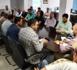 الاتحاد الاقليمي لنقابات الناظور يعقد اجتماع عمل مع سليمان أزواغ ونوابه