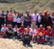 الهلال الأحمر المغربي بالناظور يناور رفقة الصليب الأحمر الإسباني بمليلية