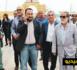 ضيوف مهرجان السينما يتقدمهم الفنان مارسيل خليفة يزورون الخيرية الاسلامية بالناظور