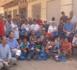 حملة نظافة واسعة لجمع الأكياس البلاستيكية بحي البستان و تاويمة