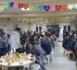 مائدة الإفطار الرمضاني الجماعي بمسجد المتقين ببروكسيل..واقع ملموس لمجهودات جبارة لجماعة المسجد من المحسنين الكرماء.
