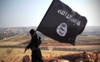 """استنفار أمني بطنجة بعد العثور على راية داعش  بأحد محلات """"البال"""" بسوق """"كاساباراطا"""" المحروق"""