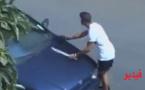 بالفيديو: رجال الأمن يصيبون مجرما خطيرا بطلقة نارية بعد نشره الرعب في نفوس المواطنين بسلاحه الأبيض