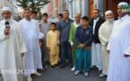 مسجدي المتقين ببلدية مولمبيك و عبد الله إبن مسعود بالعاصمة البلجيكية بروكسيل يحتفلان بعيد الأضحى المبارك