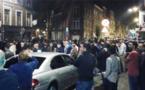 بالصور.. شجار عنيف بين مغاربة و شيشانيين يحدث فوضى عارمة في إحدى مقاهي بلجيكا