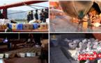 بالفيديو.. حجز 20 طن من المخدرات بعد عملية أمنية مشتركة ساهم فيها المغرب