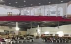 """ترميم مسجد كوبنهاكن""""مؤسسة الإمام مالك"""" و تجهيزه لإقامة الصلوات الخمس في ظروف ملائمة"""