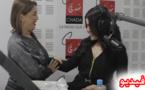 شاهدوا  الفنانة الناظورية حنان لخضر تتصالح في برنامج إذاعي مع الإعلامية شهرزاد عكرود