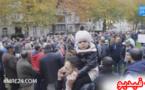 روبورطاج: مغاربة بروكسيل ينتفضون ضد الحكرة