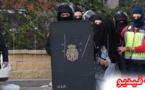 إسبانيا.. إعتقال 4 مغاربة بينهم  إمرأة تجند الشباب للقتال ضمن تنظيم الدولة الاسلامية