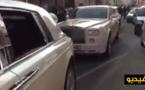 ظهور عشرات السيارات الفارهة في عرس مغربي تجعل شرطة بلجيكا تفتح تحقيقا