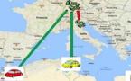 فك ألغاز لغة أمازيغية مشفرة بين بعض المهاجرين المغاربة يؤدي إلى اكتشاف شبكة لتهريب الأموال ببادوفا