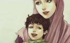 قصة ام - فاطمة مرواني