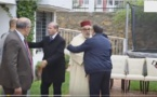 عبد الالاه ابن كيران يتسقبل التعازي في وفاة والدته
