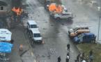 انفجار سيارة مفخخة بالقرب من محكمة في تركيا
