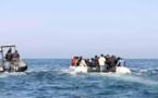 السلطات الإسبانية تبحث عن قاربين للمهاجرين السريين ابحرا من سواحل الحسيمة