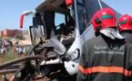 فاجعة.. مصرع 10 أشخاص حرقا وإصابة 22 آخرين جراء حادثة سير قرب أكادير