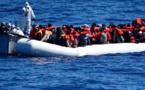 البحرية الاسبانية تعترض قاربا مطاطيا يقل 28 مهاجرا أبحروا من سواحل الحسيمة