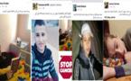 """وفاة  التلميذ محمد بنعمر بعد صراع مرير مع السرطان  .. و """"الفايسبوك"""" بالريف يشتعل"""