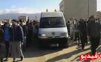 بني بوعياش.. الآلاف يشيعون جثمان التلميذ محمد بنعمر ضحية السرطان في جنازة مهيبة