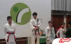 هشام بقالي ابن مدينة الناظور يفوز  بالبطولة الدولية للكراطي المقامة بدولة  ليكسومبورغ