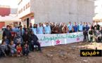الناظور.. جمعية الاصدقاء تنظم حملة نظافة واسعة بحي اولاد بوطيب