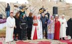 جمعية روساذير 21 بمليلية تحتفي بالتراث الأمازيغي بمناسبة السنة الجديدة 2967