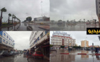 تسجيل تساقطات مطرية مهمة بالناظور