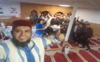 مسجد عثمان بن عفان بمدينة زافنتم البلجيكية ينظم أياما تواصلية ناجحة مع الجالية المسلمة بغية بناء صرح ديني كبير.