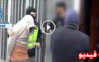اسبانيا.. لحظة توقيف مغربي بلاس بالماس لتمجيده الإرهاب