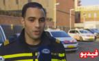 اللاعب الريفي في صفوف أوتريخت يمارس مهنة الشرطة في الحي الذي تربى فيه بهولندا