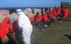 انقاذ قارب مطاطي على متنه 36 مهاجرا سريا أبحروا من سواحل إقليم الحسيمة