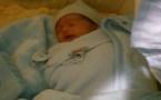تهنئة لعائلة بوتخريط في إزديان فراش إبنهم بمولود جديد
