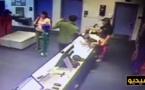 رد فعل سريع لمدرب تنقذ طفلا من إصابة خطيرة