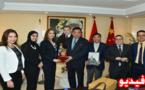 ملف السياحة موضوع لقاء وفد صيني بجهة طنجة تطوان الحسيمة