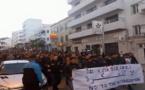 نشطاء الحراك يخلدون الذكرى 13 لزلزال الحسيمة بمسيرة الشموع
