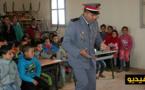 مجموعة مدارس توونت ومدرسة أمجاو تخلد اليوم الوطني للسلامة الطرقية
