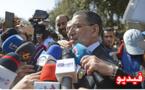 أول تصريح بالأمازيغية لسعد الدين العثماني رئيس الحكومة المعين