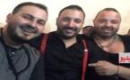 موسى الدارديز في لقاء مع الكوميديين بنحدو وإيكو