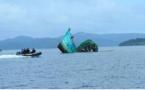 فقدان بحار مغربي بعد حادث تصادم بين سفينتين قبالة برشلونة