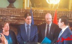 المجلس الإقليمي للدريوش يوقع إتفاقية مع مدينة أميان الفرنسية ويشارك في فعاليات الأسبوع الثقافي