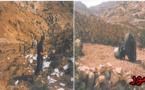 من الأرشيف.. يوم سقطت طائرة إسبانية قادمة من مالغا في منطقة تشارنا بالناظور
