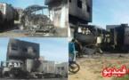 تقرير القناة الثانية.. هذه هي الخسائر النهائية لليلة الحارقة التي عاشها اقليم الحسيمة أمس الأحد
