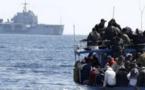 البحرية الإسبانية توقف قاربين بهما 125 مهاجراً سرياً قادمين من المغرب
