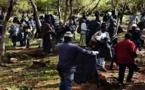 الداخلية الاسبانية: هناك الآلاف من المهاجرين الأفارقة ينتظرون بالناظور فرصة الانسلال إلى مليلية